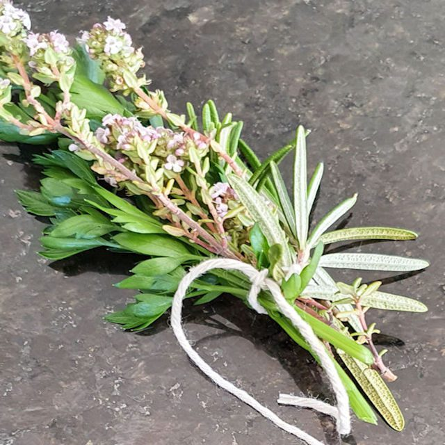 Tips - using a Bouquet Garni