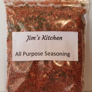 All Purpose Seasoning Packet