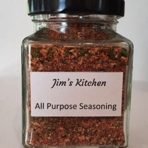 All Purpose Seasoning Jar